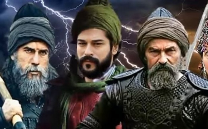 مسلسل قيامة عثمان الحلقة ١